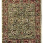 Large Hand Knotted Babylon Rug