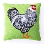 Bantam Rooster Pillow