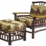 Big Sky Lounge Chair and Ottoman