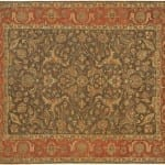 Alamak Hand Knotted Area Rug - Medium Size