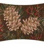 Rustic Pine Pillow