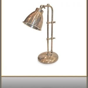 Industrial Style Adjustable Desk Lamp
