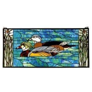 Wood Ducks Window