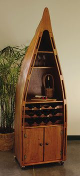 Wooden Canoe Wine Bar