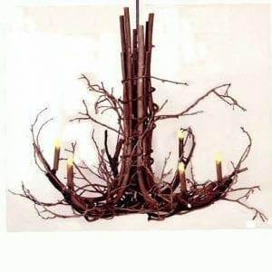 Brandstetter Natural Hickory Branchelier
