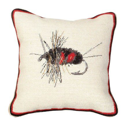 Creek Fly Pillow