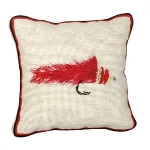 Diver Fly Pillow
