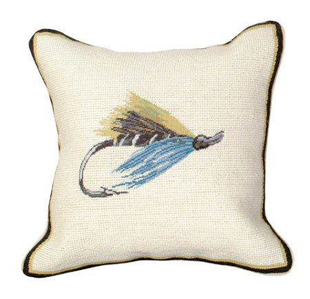 Hairy Mary Fly Pillow