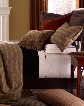 Highland Custom Bedding Collection