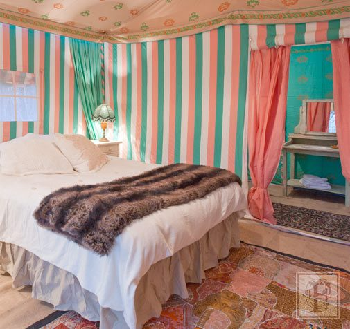 Heloise Windsor Glamping Tent Interior B